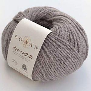 promoções Promoções Rowan Alpaca Soft DK 50g Charcoal 300x300