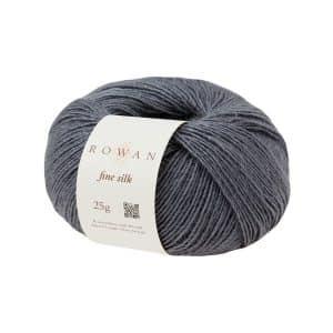 promoções Promoções Rowan Fine Silk 25g Blue Grey 300x300