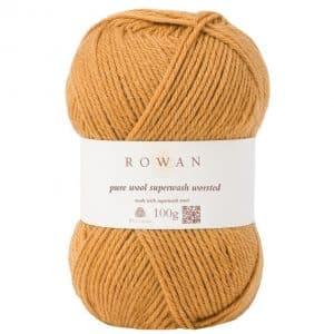 promoções Promoções Rowan Pure Wool Worsted 100g Gold 300x300