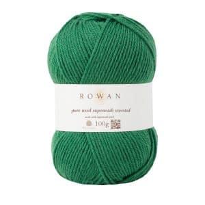 promoções Promoções Rowan Pure Wool Worsted 100g verde 300x300