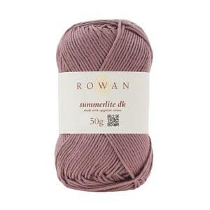 promoções Promoções Rowan Summerlite DK 50g mocha