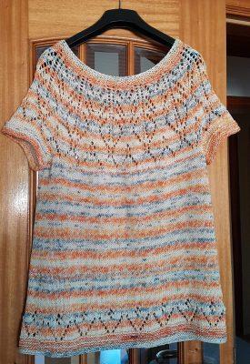 camisola tricotada com fio chico esperto Camisola tricotada com fio Chico Esperto 20190513 200239 275x400