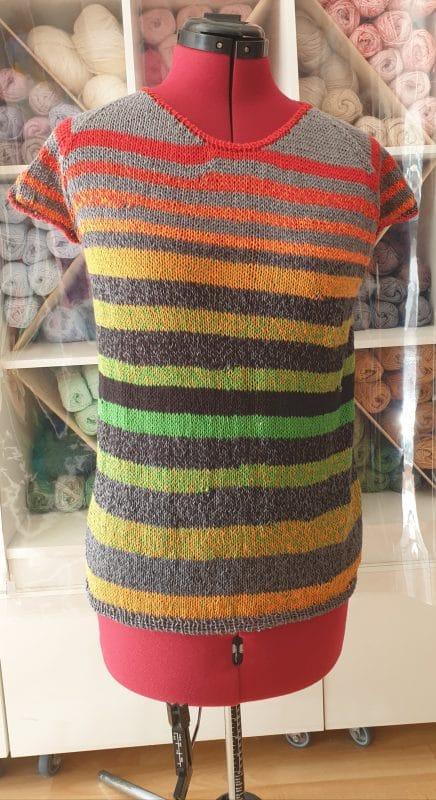 camisola tricotada por mim Camisola tricotada por mim 20190528 171929 436x800